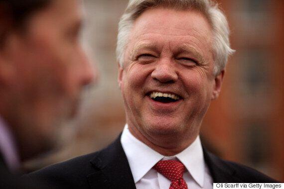 David Davis Predicts Boris Johnson And Theresa May Won't Be Next Tory
