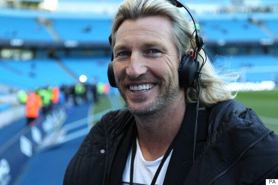 WISE WORDS: Robbie Savage On Ponytails At 40, Dealing With Disappointment And Helping Out A Damsel In