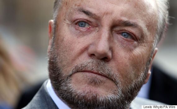 George Galloway 'Anti- Semitism' Lawyers To Be Reported To