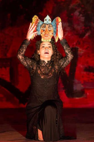 The Indian Queen: The Last and Most Profound Opera by Purcell at the