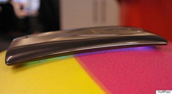 LG G Flex 2 Review: Curve Your
