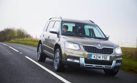 Opposites Attract: The Skoda Yeti and the BMW 1 Series at