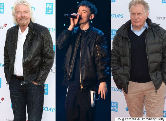 We Day UK Live Stream: Watch Years & Years, Conor Maynard And Martin Sheen At Wembley Arena On HuffPost...