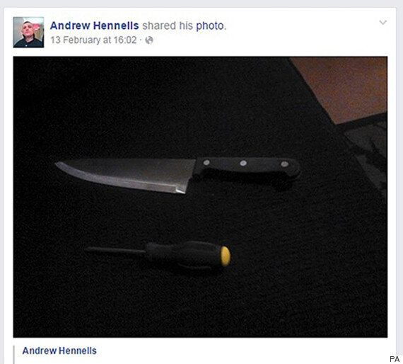 Robber Caught After Posting Stick-Up Plans On