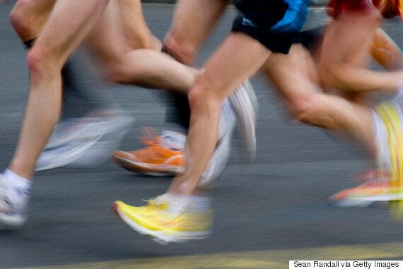 Why Run The London Marathon? I Honestly Don't Know. That's