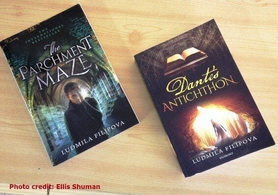 The Magical Underworld of Bulgarian Author Ludmila