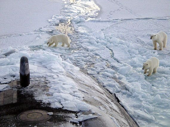 Climate Change Is Creating a New Battleground as Russia, US Increase Arctic Military