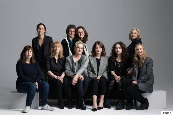 The Stars Of 'Suffragette' Line Up For International Women's Day - Including Meryl Streep, Carey Mulligan,...