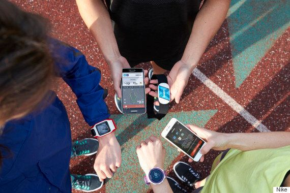 Nike Opens Up Running App To New Wearable