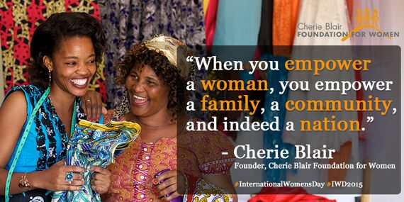 Three Changes That Will Help 'Make It Happen' This International Women's