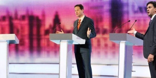 TV General Election Debates Will Go Ahead Without David