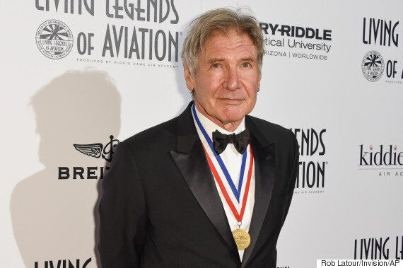 Harrison Ford Plane Crash: 'Star Wars' Actor's Son Thanks Fans For Their Support As Harrison Remains...