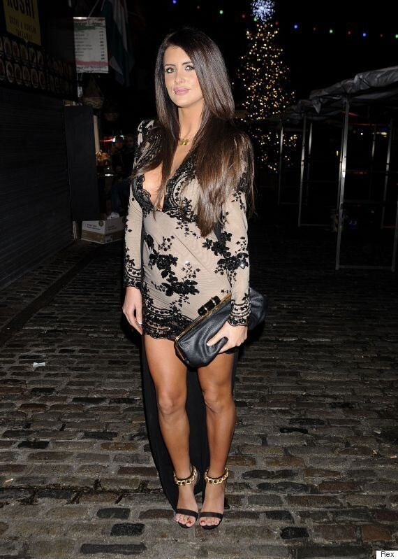 Helen Wood 'Arrested' Over Fight With 'Big Brother' Housemate Danielle