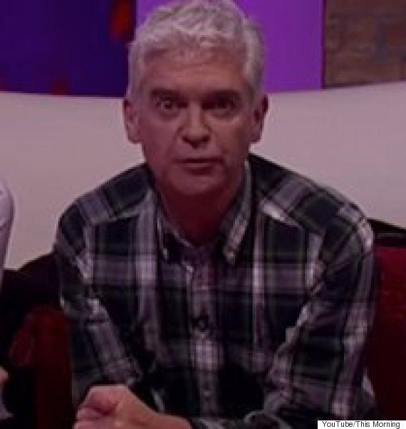 Phillip Schofield Blasts 'Outraged Middle England' For Complaining About Bondage