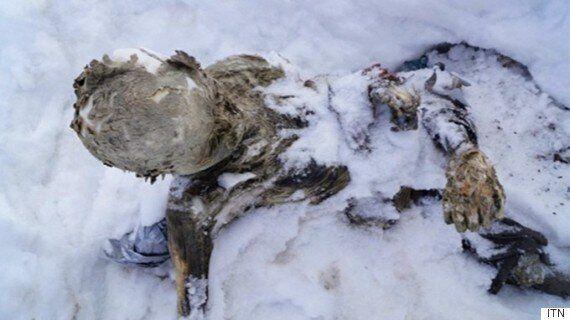 Mummified Bodies Found At Peak Of Mexico