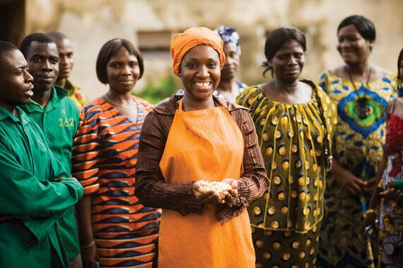 Cashews, Co-ops and Constantine: One Woman Entrepreneur's Remarkable