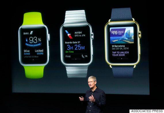 Apple Watch: The Funniest Twitter
