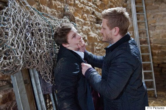 Emmerdale' Spoiler: David Kidnaps Lachlan Following