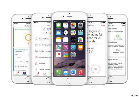 Apple's New ResearchKit Turns The iPhone Into A Medical