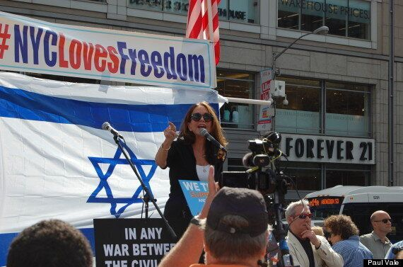 Jon Stewart Labeled 'Most Disgusting Jew On The Planet' By Pamela Geller, US Activist Banned From Entering