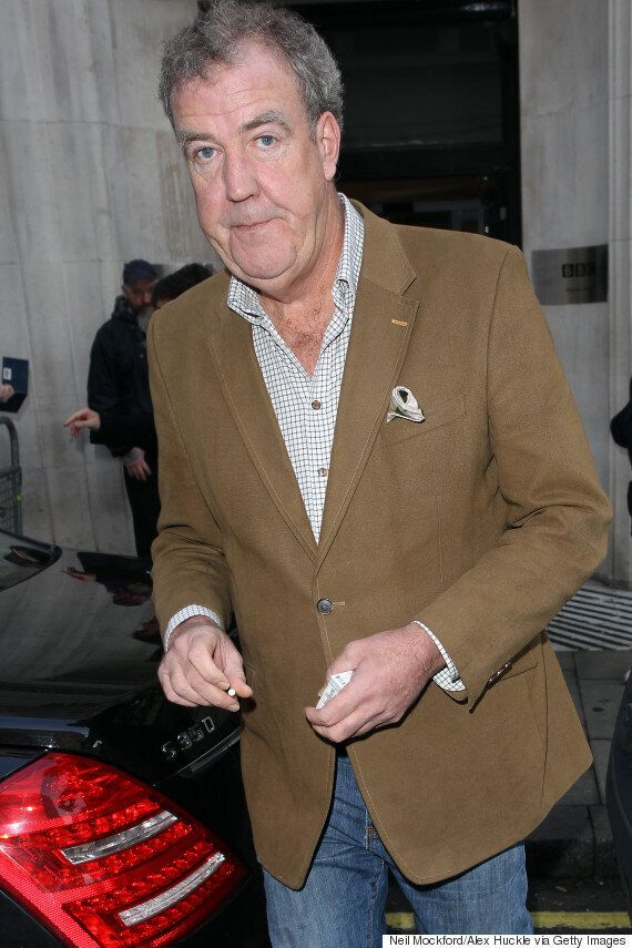 Jeremy Clarkson Suspended From 'Top Gear' Following 'Fracas' With A Producer On The BBC