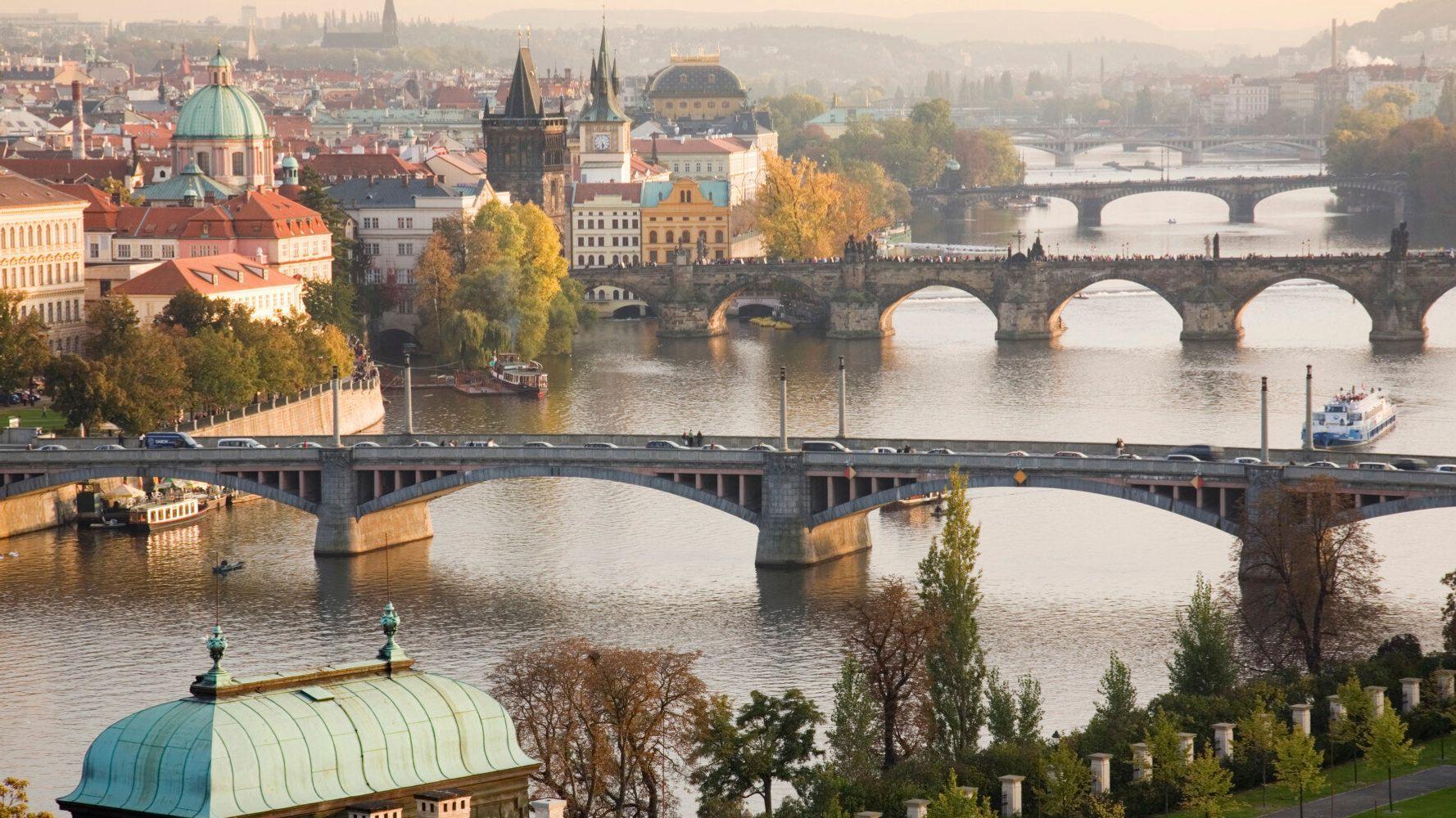Great Weekend Getaways Prague the Golden City  HuffPost