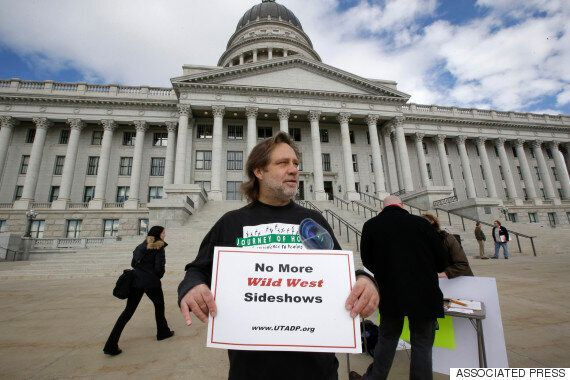Utah Set To Reinstate Firing Squad Executions Amid Lethal Injection Drug