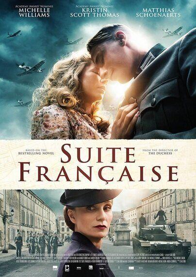 Film Reviews - Suite Francaise &