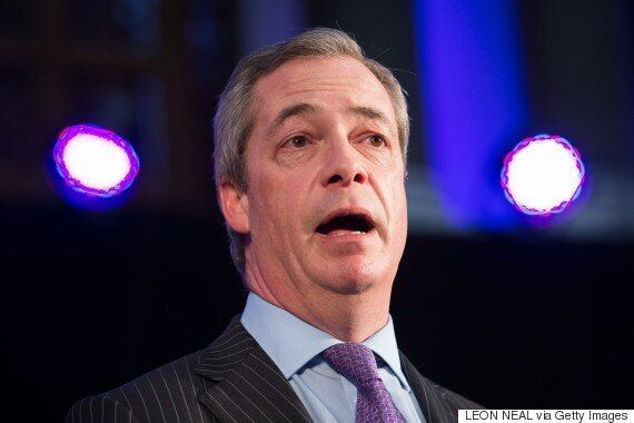 Nigel Farage - Who Is White - Wants To Scrap Race Laws That Prevent Discrimination In The