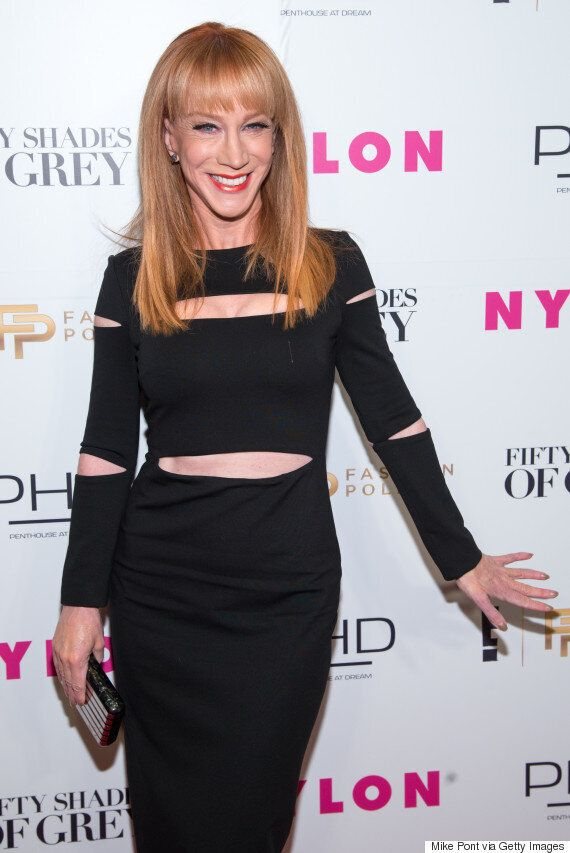 Kathy Griffin Talks 'Fashion Police' Racism Controversy: 'I Wouldn't Have Said Giuliana Rancic's