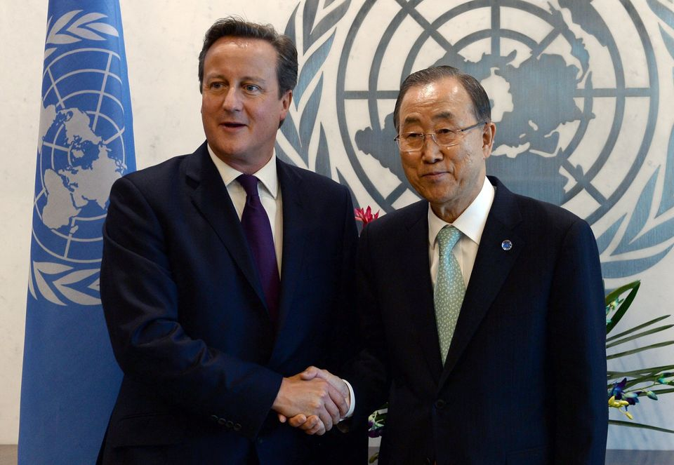 Stephen O'Brien, The Tory MP Turned UN Humanitarian Chief Swapping Westminster For New