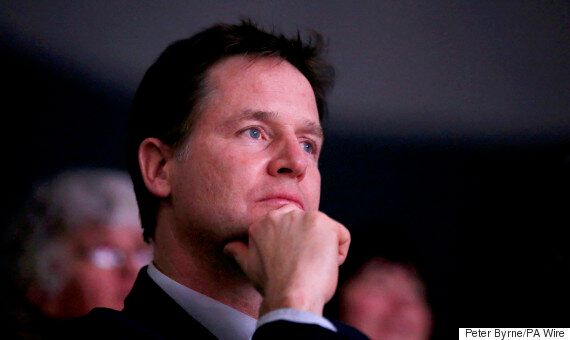 Nick Clegg Says Lib Dems Will Be Judged 'Very Kindly' By History For Forming