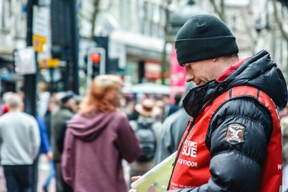 You Could Be Only Two Paydays Away From Homelessness: The Big London Night Walk