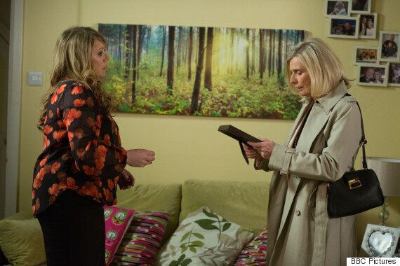 'EastEnders' Spoiler: Jan Harvey Makes Soap Debut As Sharon Continues Her Search For Her Biological Dad