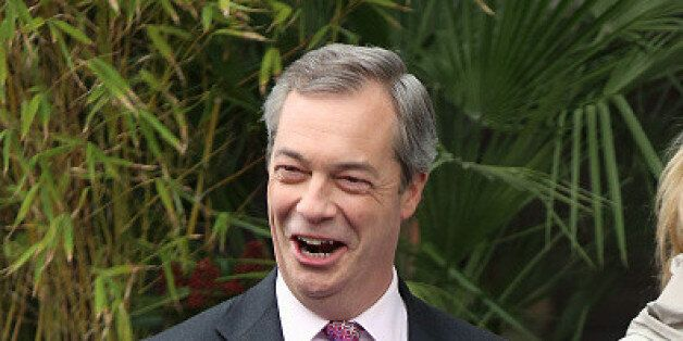 Nigel Farage Reveals How Ukip Could Do Deal With The