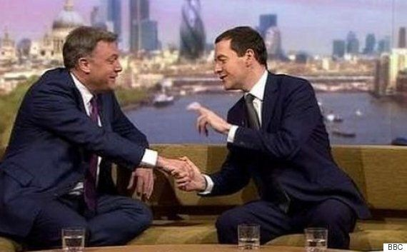 Ed Balls Just Spectacularly Ambushed George Osborne On Marr Over Chancellors'
