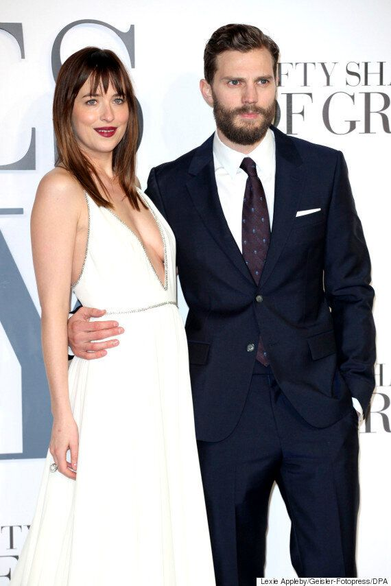 Jamie Dornan Reveals Why He's Returning As Christian Grey For 'Shades Of Grey', Denying Lack Of Chemistry...
