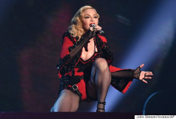 Madonna Misses Out On Her 12th Album Chart Number One, As Sam Smith's 'In The Lonely Hour' Returns To...