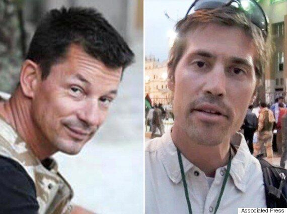 James Foley, Murdered ISIS Hostage, Abandoned Escape For Fellow Hostage John