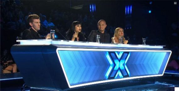 'X Factor New Zealand' Judges Natalia Kills And Willy Moon Sacked For Tirade Of Abuse Towards Contestant...