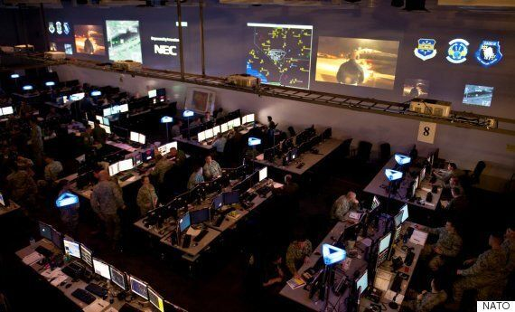 US Air Force Fight 'Red Flag' Virtual War Using