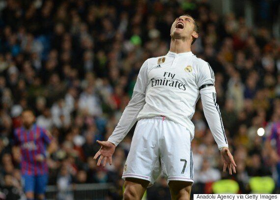 Cristiano Ronaldo Appears To Swear And Say 'F*** You' To Real Madrid