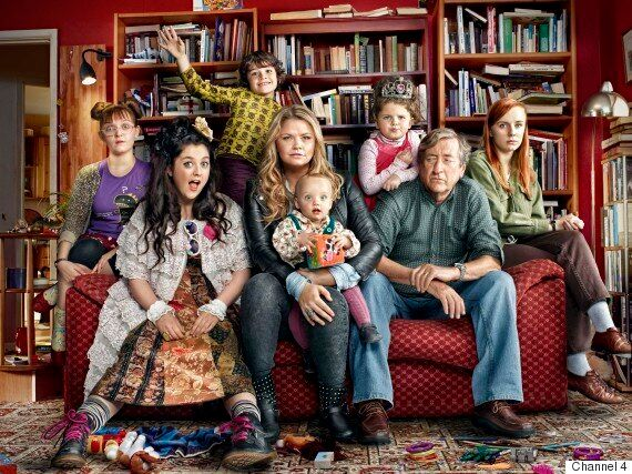 'Raised By Wolves' Reviews: First Episode Of Caitlin Moran's Comedy Airs On Channel 4 - Was It A Hit...