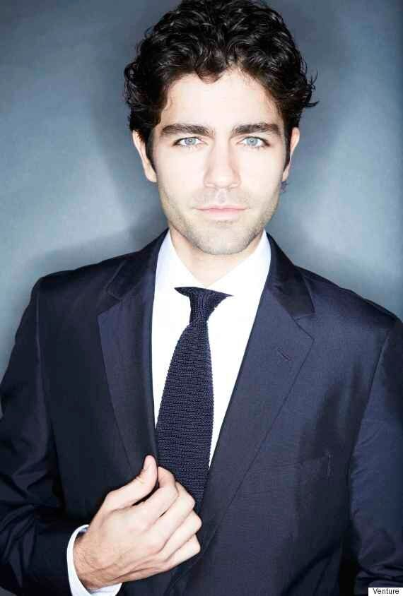 'Entourage' Star Adrian Grenier Values Information Over Privacy - 'There's No Downside To