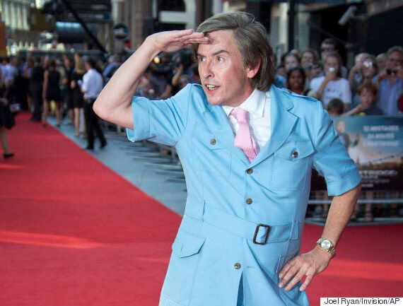 Steve Coogan For 'Top Gear'? Petition Calls For Character Alan Partridge To Replace Jeremy