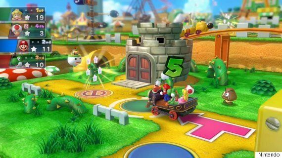 'Mario Party 10' Wii U Review: Party