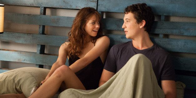 Man Of The Moment Miles Teller Talks 'Two Night Stand' And Building Up Trust With Co-Star Analeigh