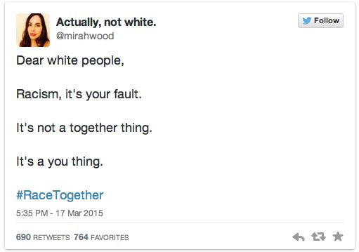 Sorry White People, You Can't Talk About