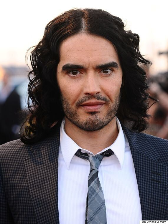 Russell Brand 'Rants About Comic Relief', Days After Fronting BBC Red Nose Day