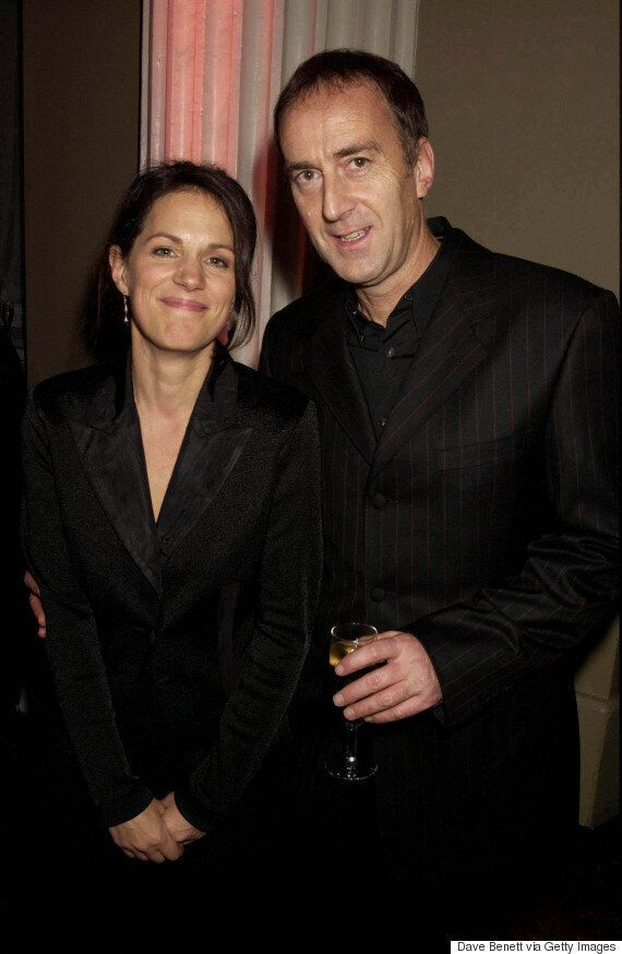 Angus Deayton Splits From Girlfriend Lise Mayer After 24 Years